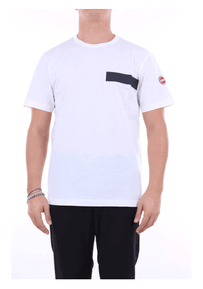 COLMAR T-shirt Short sleeve Men White