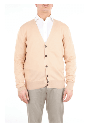 DOPPIAA cotton cardigan with long sleeves