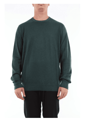 Beard solid color pure cashmere sweater