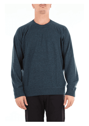 Beard round neck petrol green color with long sleeves