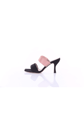 GIA COUTURE Sandals With heel Women Black
