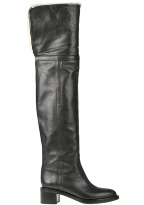 Folco over the knee boots