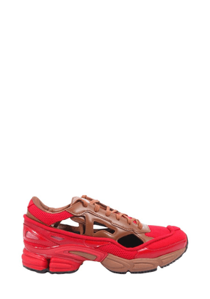 ADIDAS BY RAF SIMONS MEN'S BB7987 RED POLYESTER SNEAKERS