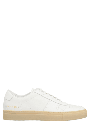 COMMON PROJECTS MEN'S 21580506 WHITE SNEAKERS