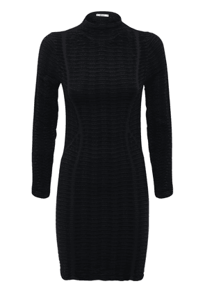 Cassidy Fitted Knit Dress