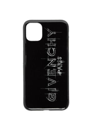 Givenchy Black Logo iPhone 11 Case