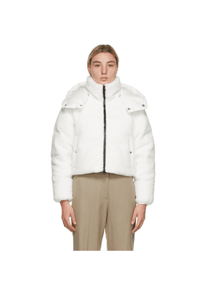 Duvetica White Down Antares Jacket