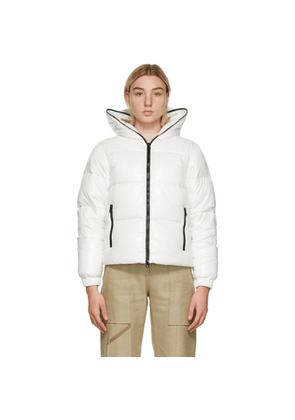 Duvetica White Down Kumadue Jacket