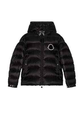 Moncler Sassiere Puffer Jacket in Black - Black. Size 1 (also in ).