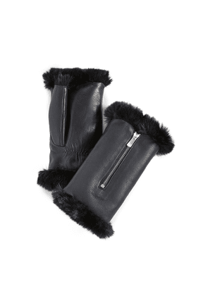 Agnelle Barbara Fingerless Gloves