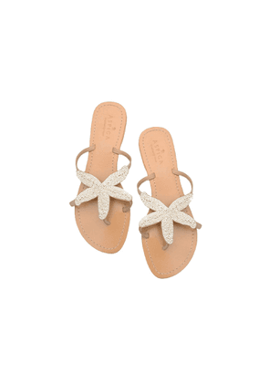 Aspiga - Starfish Sandals White