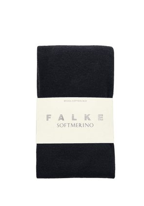 Falke - Soft Merino Tights - Womens - Navy