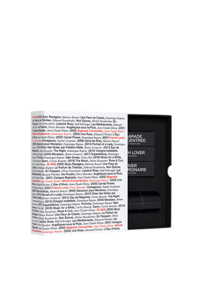 FREDERIC MALLE 20 Year Anniversary Travel Set For Men 3 X 10ml