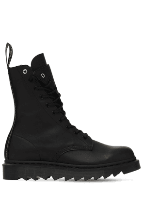 Dr. Martens Leather Twisted Boots
