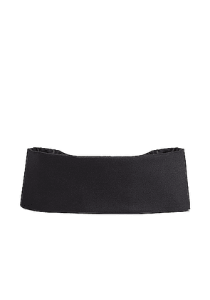 Fear of God Exclusively for Ermenegildo Zegna Cummerbund in Anthracite - Gray. Size all.