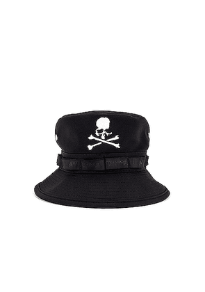 Mastermind World Hat in Black - Black. Size M (also in S).