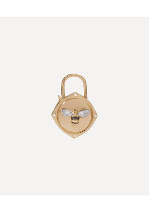 18ct Gold Lovelock Diamond Bee Charm