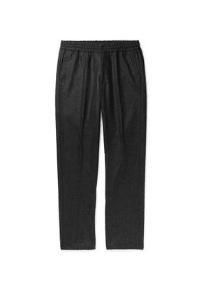 Dunhill - Wool Trousers - Men - Gray