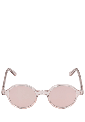 Reunion Round Acetate Sunglasses