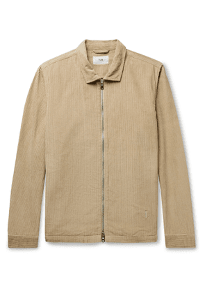 Folk - Signal Cotton-Corduroy Jacket - Men - Neutrals