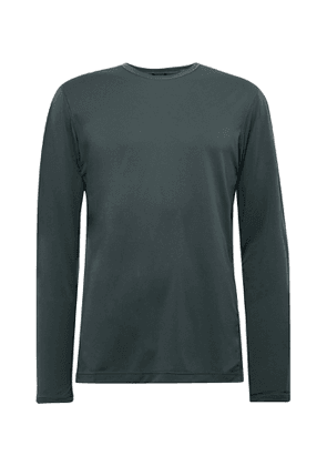 Reigning Champ - DeltaPeak 90 Stretch-Jersey T-Shirt - Men - Gray