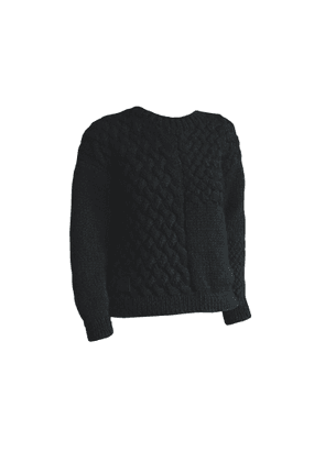 THE KNOTTY ONES - Heartbreaker Knit In Black