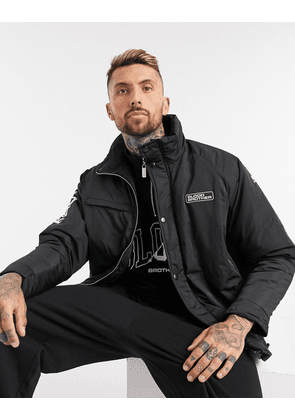 Blood Brother kingston jacket in black