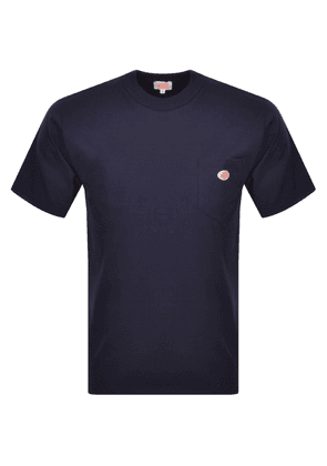 Armor Lux Heritage Pocket T Shirt Navy
