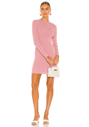 Alexis Macie Dress in Pink. Size S,M,L.
