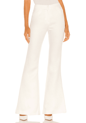 Alexis Emerson Pants in White. Size S,M,L.