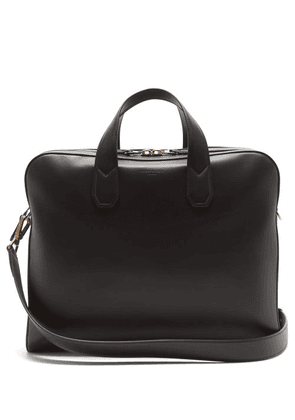 Dunhill - Duke Leather Briefcase - Mens - Black