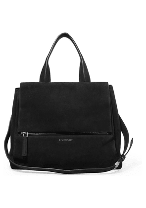 Givenchy Pandora Nubuck Shoulder Bag Woman Black Size --