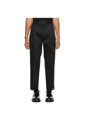 BED J.W. FORD Black Dickies Edition Work Trousers