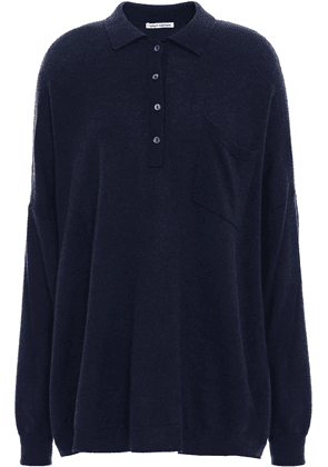 Autumn Cashmere Cashmere Sweater Woman Navy Size S