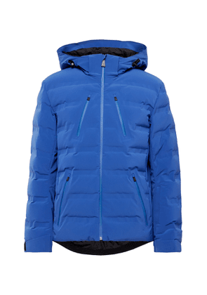 Aztech Mountain - Nuke Suit Hooded Down Ski Jacket - Men - Blue