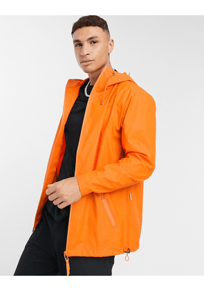 Rains windbreaker rain jacket-Orange