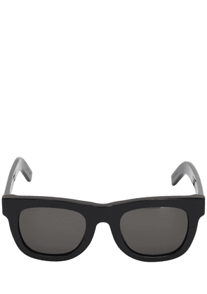 Ciccio Black Acetate Sunglasses