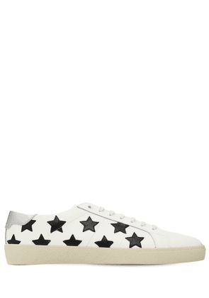 Stars Leather Sneakers