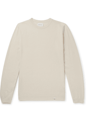 Norse Projects - Sigfred Slim-Fit Wool Sweater - Men - Neutrals