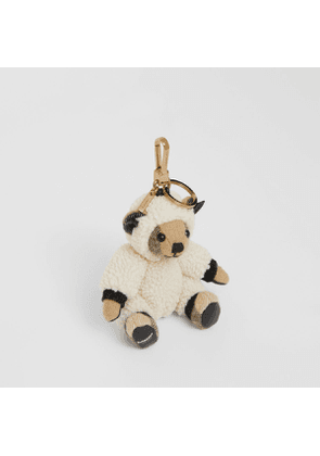 Burberry Thomas Bear Charm in Sheep Costume, Beige