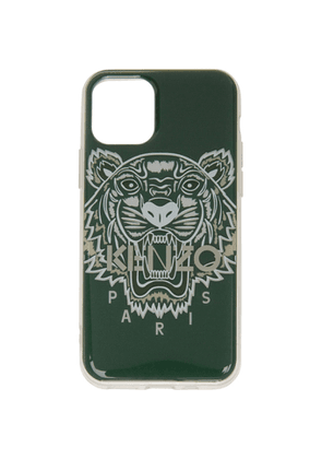 Kenzo Green Tiger iPhone 11 Pro Case