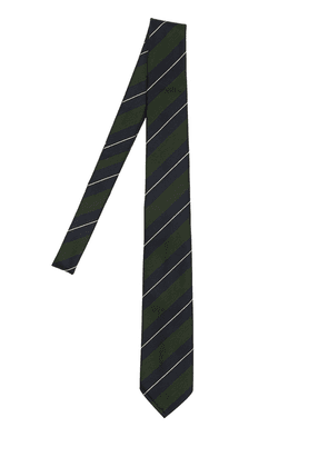 7cm Regimental Striped Wool Blend Tie