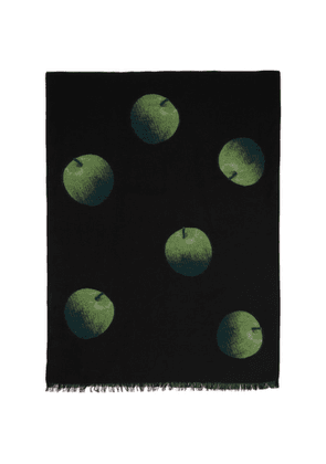 Paul Smith 50th Anniversary Multicolor 50th Apples Scarf