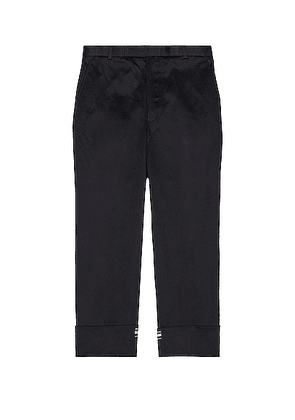 Thom Browne Straightleg Trouser in Navy - Blue. Size 1 (also in 3,4).
