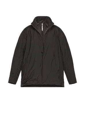 Veilance Euler IS Jacket in Black - Black. Size L (also in M,XL).