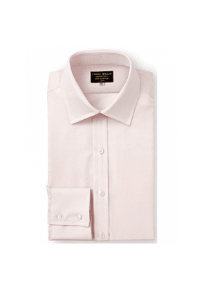 Pink Genio Cotton Shirt