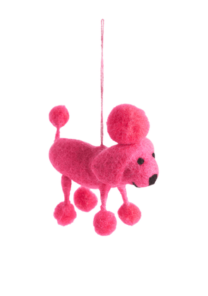 Felt So Good Perez the Poodle Dog - Pink