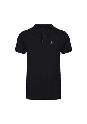 Luke 1977 Elliot Black Polo