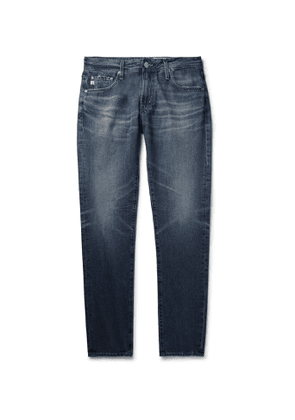 AG Jeans - Dylan Skinny-Fit Denim Jeans - Men - Blue