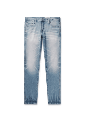 AG Jeans - Dylan Skinny-Fit Stretch-Denim Jeans - Men - Blue